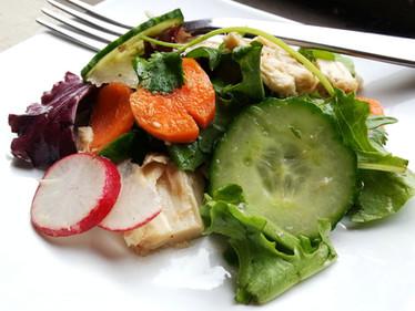 Tuna Escabeche Salad