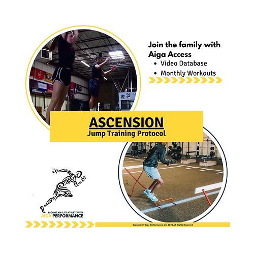 Ascension [Jump Training Protocol]