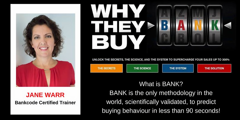 Why They Buy -Webinar for Business Owners & Sales Professionals