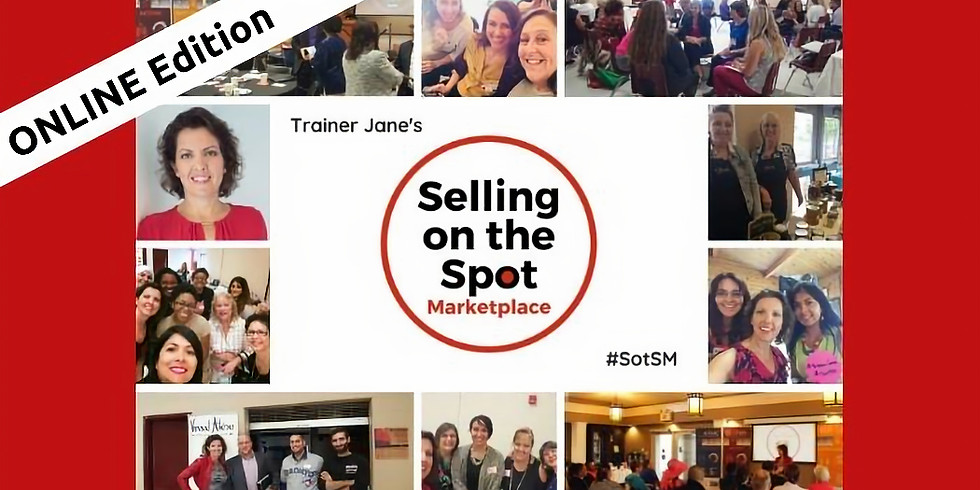 Selling on the Spot Marketplace - Online - Evening Edition