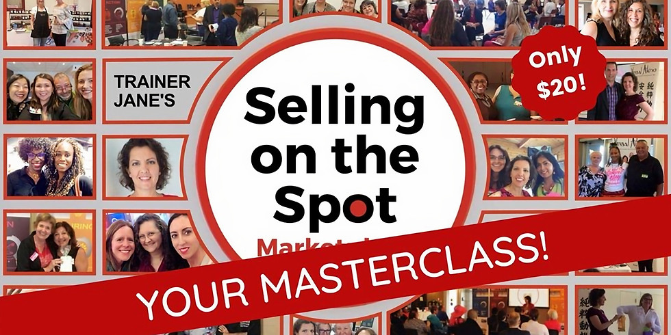 Selling on the Spot Mastery