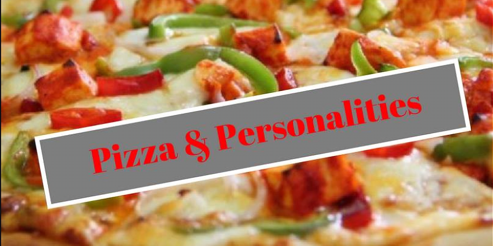 Pizza & Personalities - A Sales Training Lunch Workshop