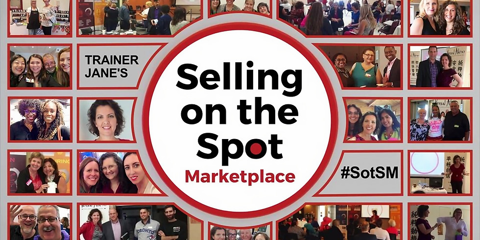 Selling on the Spot Marketplace - Online