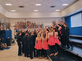 SPRING CONCERT TONIGHT, TOMORROW, AND TH