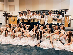 broadway bound is ready! 4 days till our