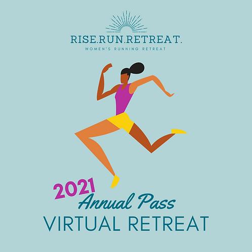 Virtual Retreat Annual Pass