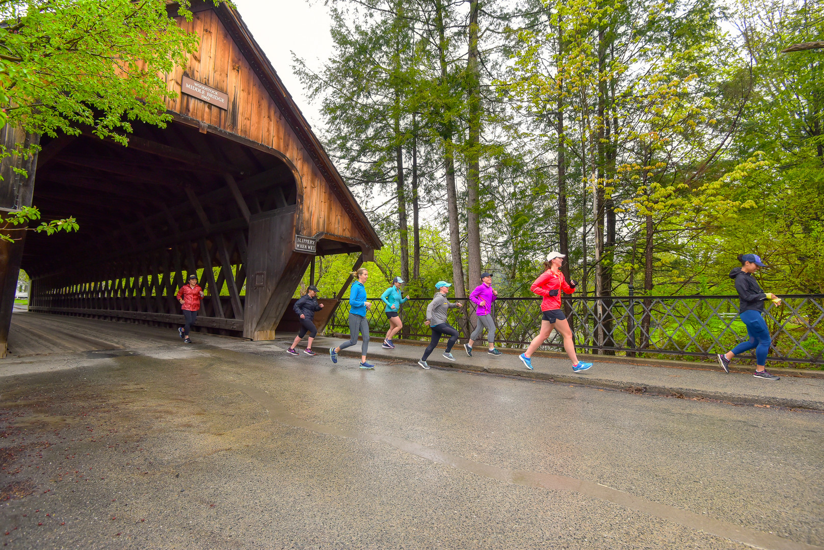 Women's Running Retreat