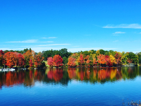 Wolfeboro, New Hampshire: backdrop to the 2021 Fall Retreat