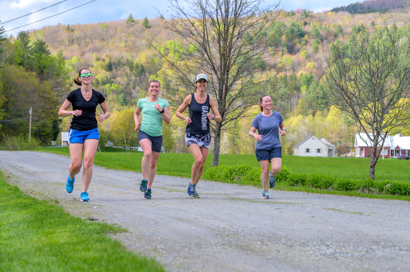Women's Running Retreat