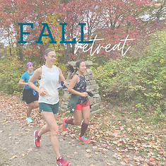 Fall Women's Running Retreat in New Engl