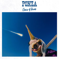 PONZA - Gold & Round (Single)