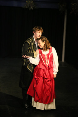 Will Shakespeare and Ann Hathaway