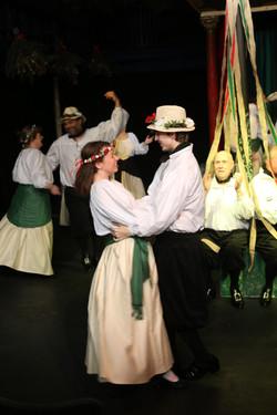 Maypole dance- Lover's meet