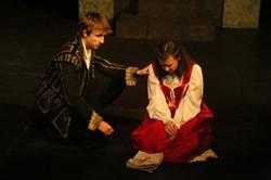 Will Shakespeare death scene