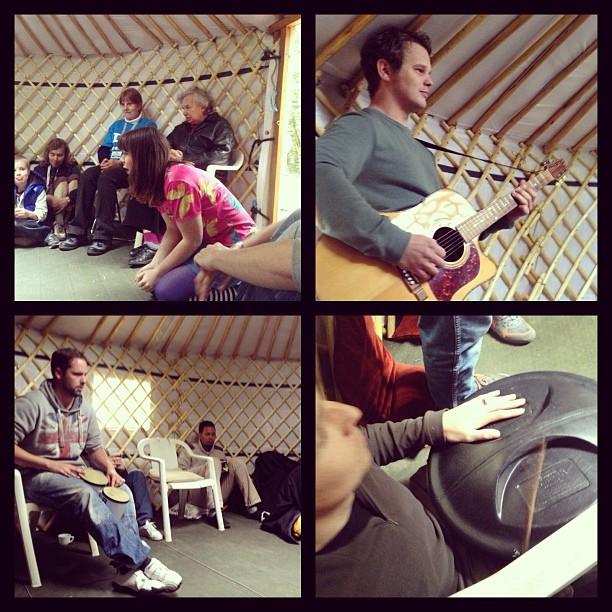 Yurt - storytelling