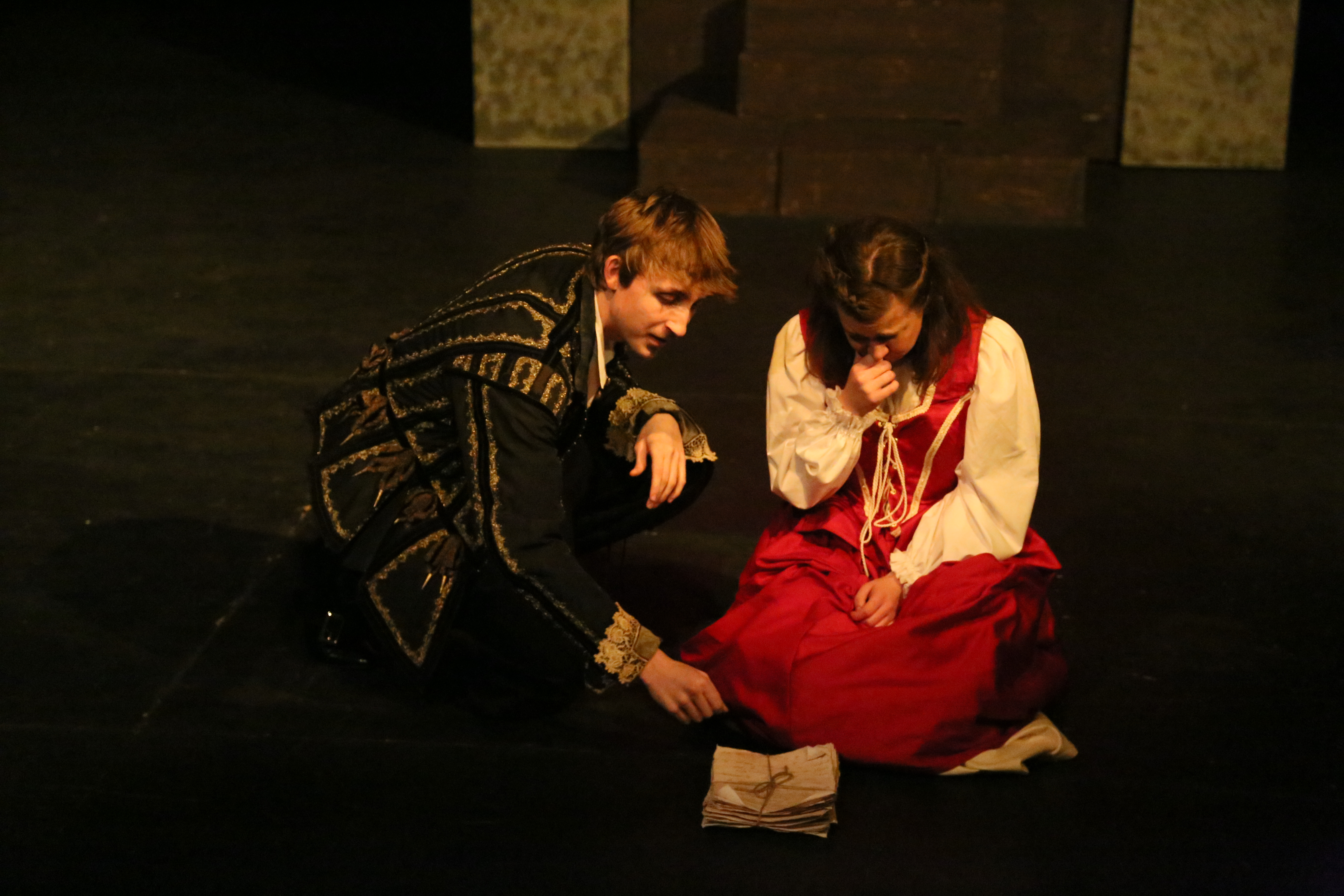 Will Shakespeare death scene