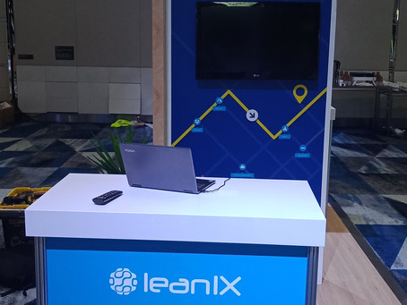 We are representing LeanIX on now forum in Sydney on 10th of October