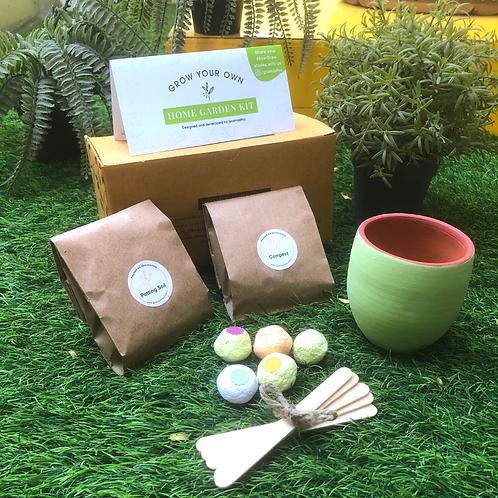 SowGrow Home Garden Kit