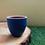 "Thumbnail: Terracota Blue You Planter - 4.5"""