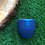 Thumbnail: Blue You Terracotta Planter with 5 SowGrow Seedballs