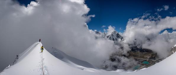 Lobuche east, Himalaya
