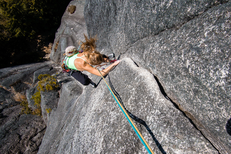 Smoke Bluffs, Squamish