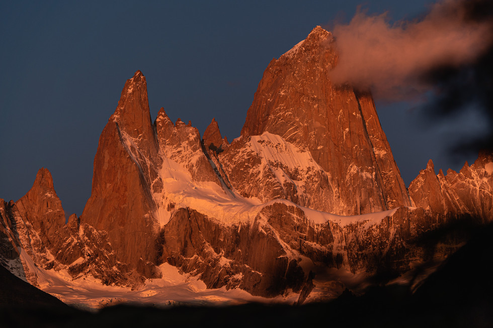 Poincenot & Fitz Roy