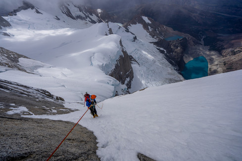 Whillians-Cochrane - Poincenot, Patagonie