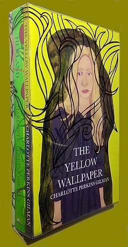 Herland/The Yellow Wallpaper Book Cover Box Set