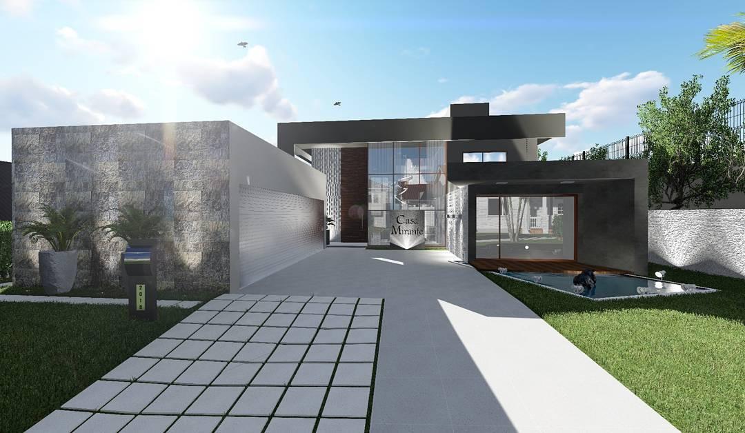 Definição de materiais da fachada - Víde 3D
