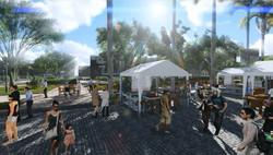 Praça da Liberdade - Evento