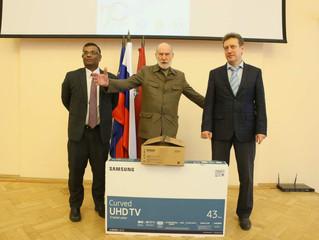 Организация и проведение Международного круглого стола, посвящённого 70-летию установления дипломати