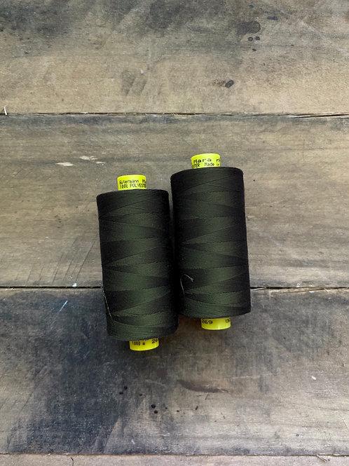 rPet Gutermann Mara 100 Recycled Polyester Thread Hunter Green
