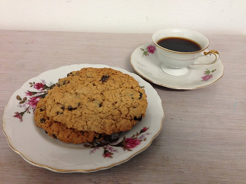oatmeal raisin cookies by simply sweet shop