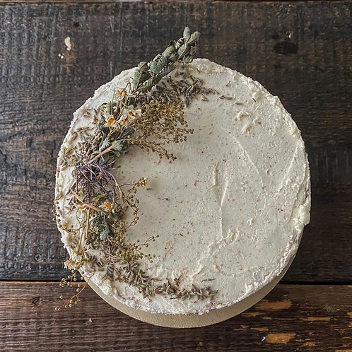 lemon lavender cake by simply sweet shop