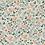 OEKOTEX Standard 100 certified fabric by the half yard- Lovebirds Celeste- Art Gallery Fabrics