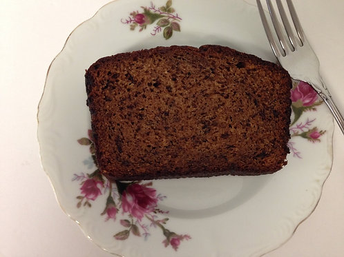 banana bread slice by simply sweet shop