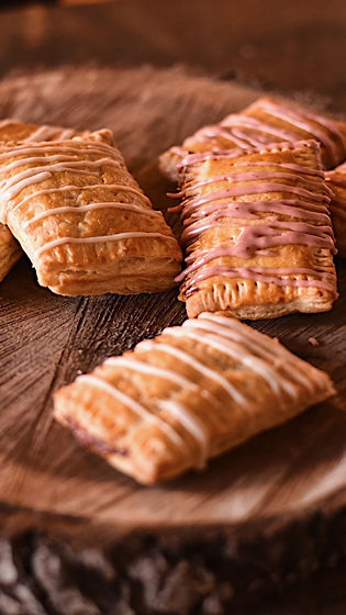 hand pies desserts by Simply Sweet Shop