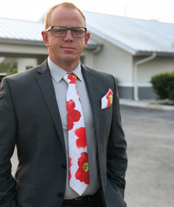 organic cotton tie