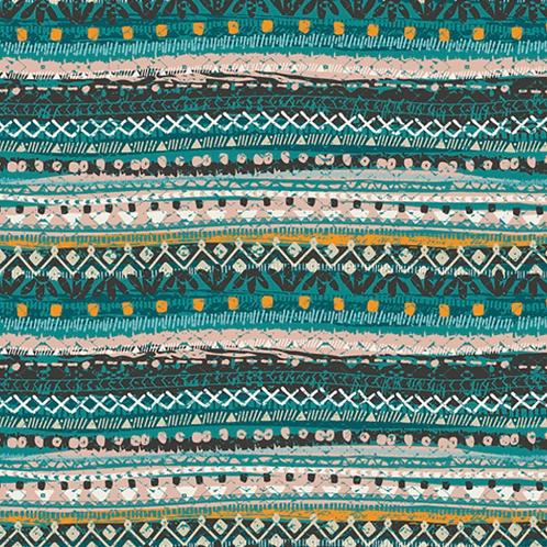 Boho Fabric by the half yard- Art Gallery Fabrics- Trinkets Dreams