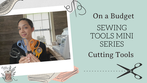 Sewing on a Budget: Cutting Tools