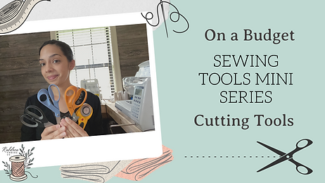 Sewing Tools Video Cover Image