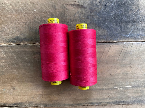 Recycled Polyester Thread Gutermann Mara 100 Hot Pink