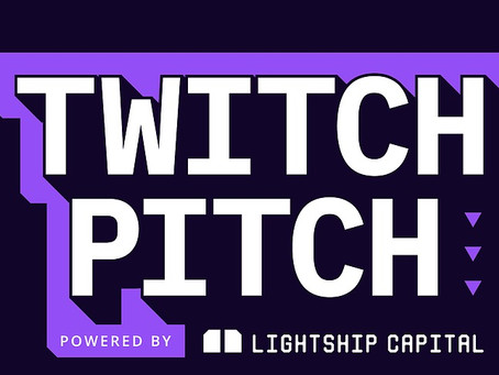 Vuetech selected to participate in Lightship Capital Twitch Pitch