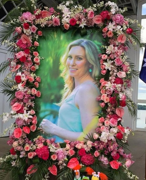 Celebration of Life Tribute Frame