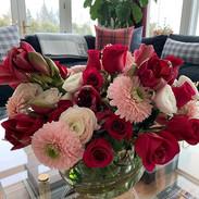 #romantic #flowersforyourhome ❤️