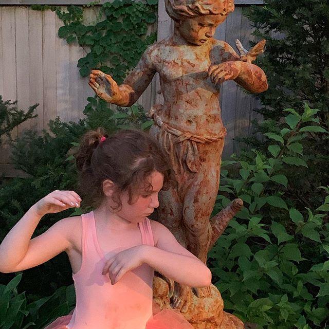 Art inspires imagination #gardentourafds
