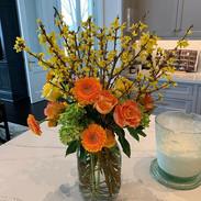 #flowersforyourhomeafds  send some sunsh