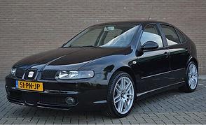 Seat Leon 1M 1.8T | Hybrid turbo's