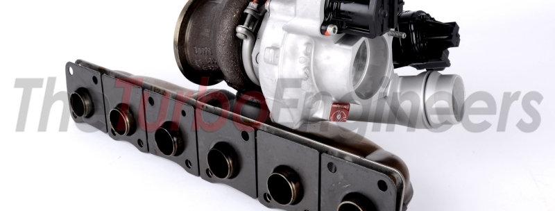 TTE460N55 upgrade turbocharger for BMW N55 engine